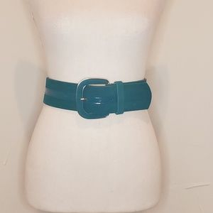 """NWOT WHBM Suede Leather Belt 32"""""""